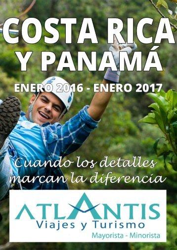 Costa Rica y Panamá - Viajes Atlantis