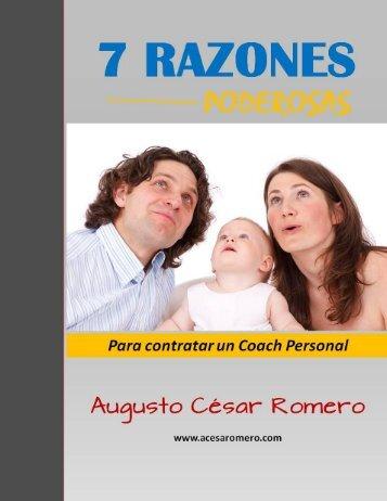 7 Razones para Contratar un Coach Personal