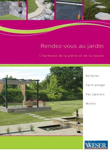Bordure magazines for Rendez vous au jardin 2015 yonne