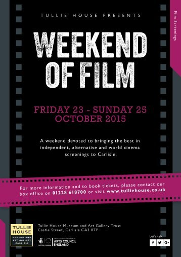 Weekend of FILM