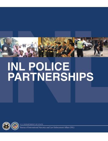 INL POLICE PARTNERSHIPS