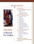 A Manual For Judges - Page 3