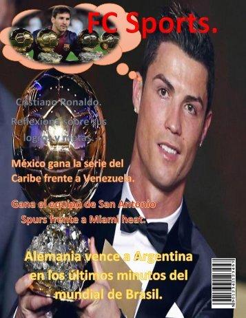 Revista de Deportes FC SPORTS.