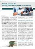 DFSI-STUDIE 2015/16: Qualitätsrating der Privaten Krankenversicherung - Seite 6