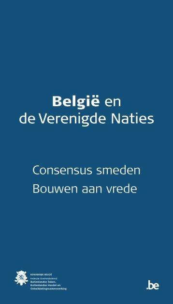 België en de Verenigde Naties