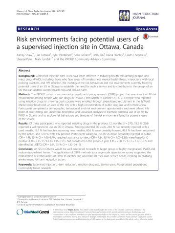 risk-environments-facing-potential-users-of-a-supervised-injection-site-in-ottawa