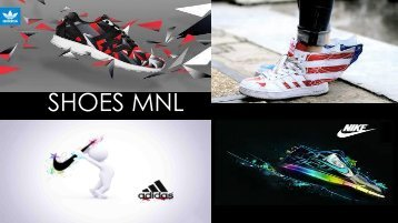 SHOES MNL FINAL PROJECT 1