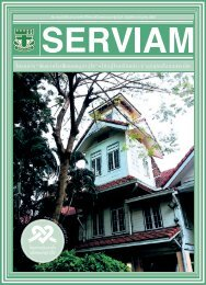 Serviam July 2014 issue