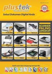 Brosur Scanner Plustek Oktober 2015