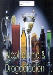 Alcoholismo y Drogadiccion Revista