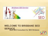 Best SEO Company | SEO Service Brisbane | SEO Agencies Brisbane