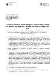 01. Documentazione per asili nido, micronidi etc.