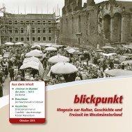 blickpunkt Oktober 2015 interaktiv