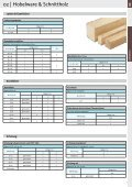 HolzLand Jung Holzbaukatalog Großhandel 2015 - Seite 7
