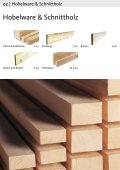 Holz Scherf Holzbaukatalog Großhandel 2015 - Seite 6