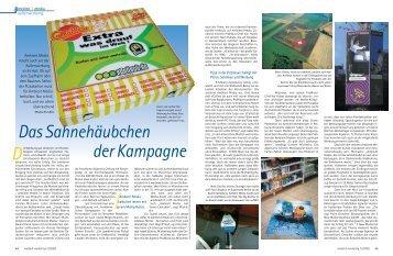 Das Sahnehäubchen der Kampagne - Z New Media Solutions GmbH
