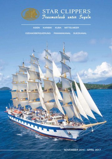 Star Clippers 2016/17