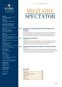 MILITAIRE SPECTATOR - Page 3