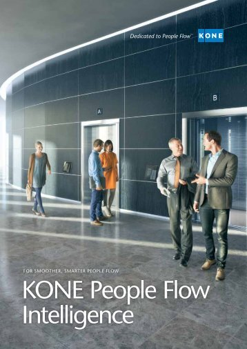 KONE People Flow Intelligence