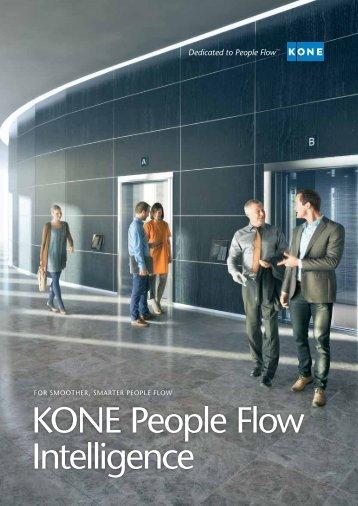 KONE People Flow Intelligence