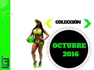 COLECCIÓN OCTUBRE 2016