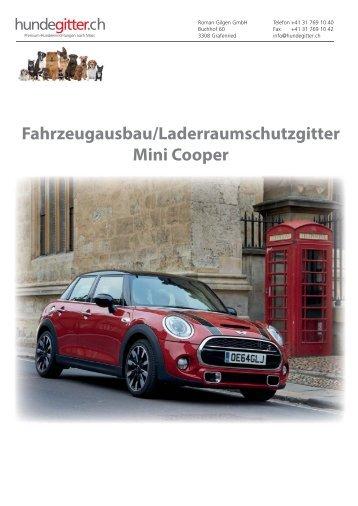 Mini_Cooper_Fahrzeugausbau_Laderaumschutzgitter