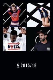AW15 NBA Lookbook