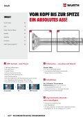 ASSY®– DIE SCHRAUBE FÜR DAS HOLZ- UND ... - Würth - Seite 2