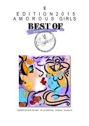 LOOKBOOK UL art 15  AMOROUS GIRLS HP
