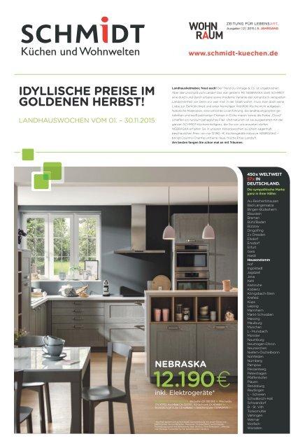 Wohnraumzeitung Kuchenaktion Schmidt Kuchen Heusenstamm