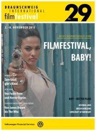 Braunschweig International Film Festival Journal 2015