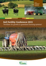 Soil Fertility Conference 2015