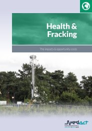 Health & Fracking