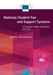 National Student Fee and Support Systems