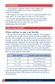 What You Need To Know When You Get Retirement Or Survivors Benefits - Page 4