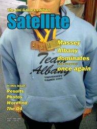 Massey Albany dominates once again - Satellite Magazine