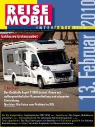 I N T E R A K T I V 1 I 1 0 - Woelcke individueller Reisemobil