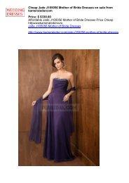 Cheap Jade J165056 Mother of Bride Dresses on sale from kameraledercom