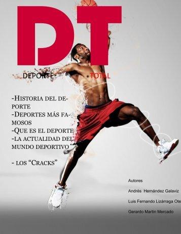 revista deporte