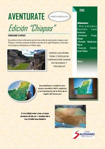 Revista Chiapas A-1