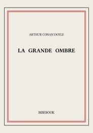 LA GRANDE OMBRE