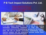 Outsourcing Bookkeeping/Data Processing Services India