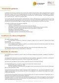 Appel à projets - Page 2