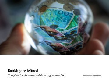Banking redefined