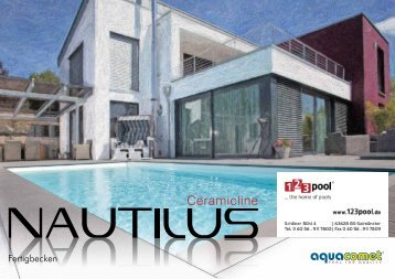 NAUTILUS Ceramic-Pools