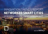 NETWORKED SMART CITIES