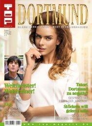 2015-01: TOP Magazin Dortmund | FRÜHJAHR