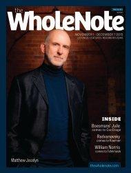 Volume 21 Issue 3 - November 2015