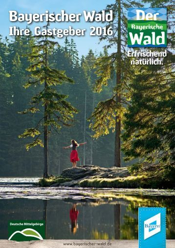 Bayerischer Wald - Ihre Gastgeber 2016