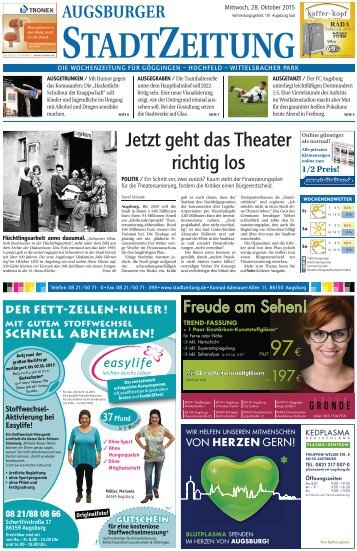 101 Augsburg - Süd 28.10.2015